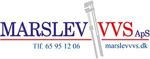 Marslev VVS Logo